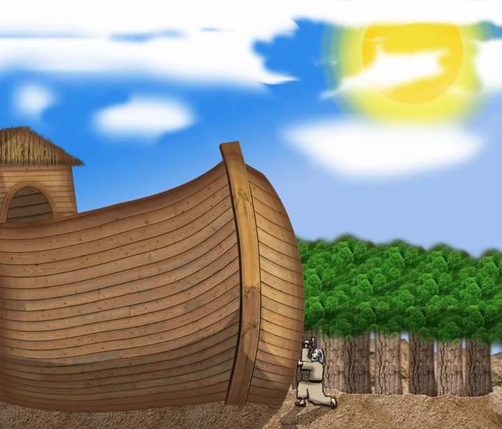 siete leyes de los hijos de noé